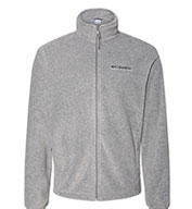Columbia Men's  Full-Zip Steens Mountain Fleece Jacket
