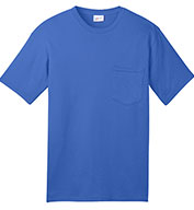 Adult All-American Tee with Pocket