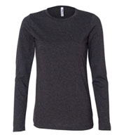 Bella + Canvas Ladies Relaxed Jersey Long Sleeve Tee