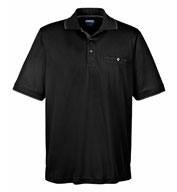 Core365™ Men's Motive Performance Pique Polo  with Tipped Collar