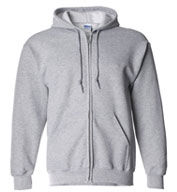 Gildan Adult  DryBlend® 50/50 Full-Zip Sweatshirt