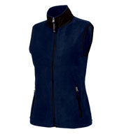 Charles River Women's Ridgeline Fleece Vest