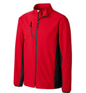 Clique Men's Narvik Colorblock Softshell