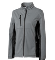 Clique Ladies' Narvik Colorblock Softshell
