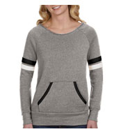 Alternative Apparel Women's Maniac Sport Eco™ Fleece Sweatshirt