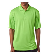 UltaClub Men's Cool & Dry 8 Star Elite Performance Polo