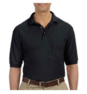 Men's 5.6 oz. Easy Blend Polo with Pocket