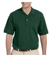 Harriton Men's Tall Easy Blend Polo