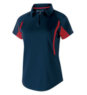 Ladies' Short Sleeve Avenger Polo