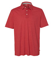 IZOD Men's Heather Jersey Sport Shirt
