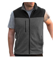 Adult Capitan Sweater Fleece Vest