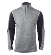 Reebok Men's Playdry Crossover Pullover