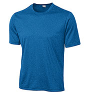 Sport-Tek® Men's Tall Heather Contender™ Tee
