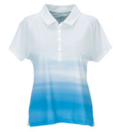 Vansport™ Pro Ombre Women's Print Polo