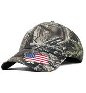 Fahrenheit® Superflauge Camo with Woven Flag Accent