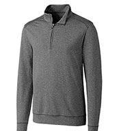 Men's Big & Tall Shoreline Half Zip