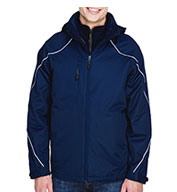 Men's Angle 3-in-1 Jacket with Fleece Liner