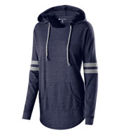 Ladies' Hooded Low Key Pullover