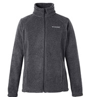 Columbia Women's Benton Springs Full-Zip Fleece