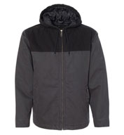 Dri Duck Terrain Men's Hooded Jacket
