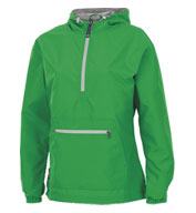 Charles River Women's Chatham Anorak Solid Jacket