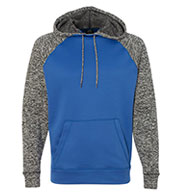 J. America Men's Colorblock Cosmic Pullover
