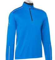 Callaway Men's Water-Repellent 1/4-Zip Mock