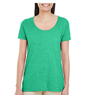 Gildan Ladies' Softstyle® Deep Scoop T-Shirt