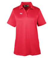 Ladies' Under Armour Tech Polo