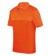 Augusta Men's Shadow Tonal Heather Polo