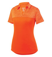Augusta Ladies Shadow Tonal Heather Polo