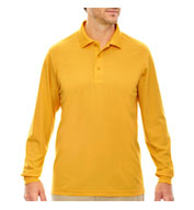 Men's Pinnacle Performance Long-Sleeve Polo