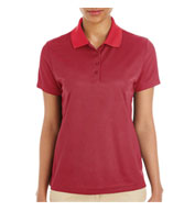 Ladies' Express Microstripe Pique Polo