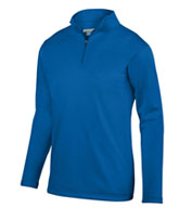 Adult Wicking Fleece Pullover