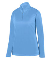Ladies Wicking Fleece Pullover