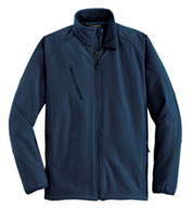 Port Authority Men's Textured Soft Shell Jacket