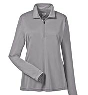 Team 365 Ladies' Zone Performance Quarter-Zip