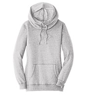District® Women's Lightweight Fleece Hoodie