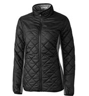 Ladies' Sandpoint Quilted Jacket