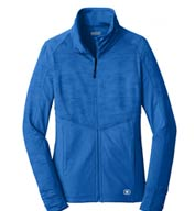 Ogio® Endurance Ladies Sonar Full Zip Jacket