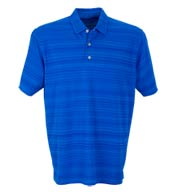 Vansport Men's Strata Textured Polo