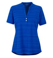 Vansport Women's Strata Textured Polo