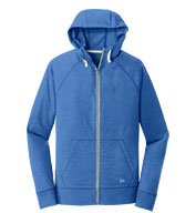 New Era® Men's Sueded Cotton Full-Zip Hoodie