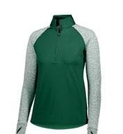 Youth Girls Axis 1/2 Zip Pullover