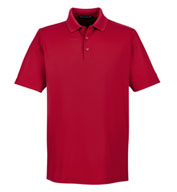 Men's Tall CrownLux Performance™ Plaited Polo