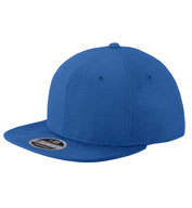 New Era® Diamond Era Flat Bill Snapback Cap