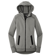New Era® Ladies Venue Fleece Full-Zip Hoodie