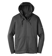 Nike Adult Therma-FIT Full-Zip Fleece Hoodie