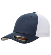 Flexfit Adult 6-Panel Trucker Cap