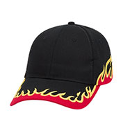 Otto® Flame, Low Profile Racing Team Cap